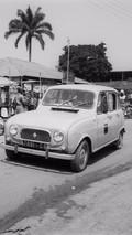Renault 4 images d'archives