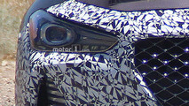 2018 Genesis G70 Spy Pics