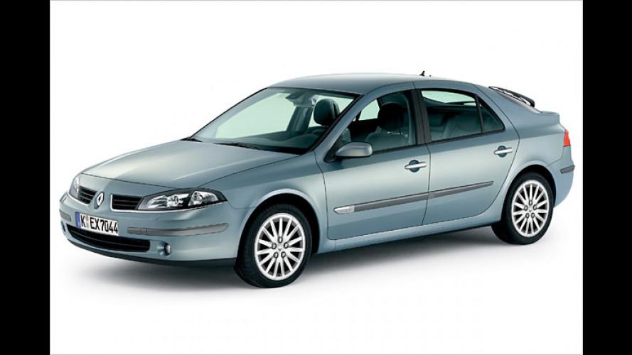 Renault Laguna: Wer's edel mag, zahlt jetzt weniger