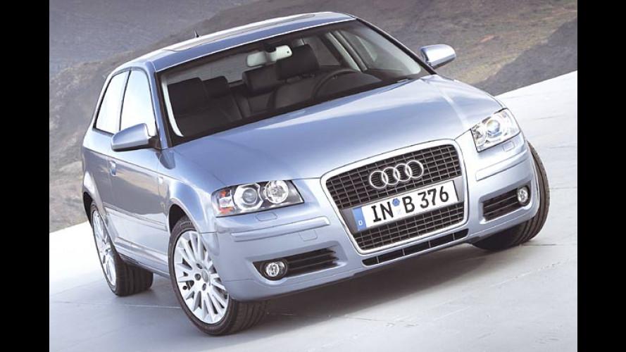 160 PS stark: Neuer 1,8-Liter-TFSI-Motor im Audi A3