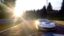 Chevrolet Corvette Z06 Nürburgring