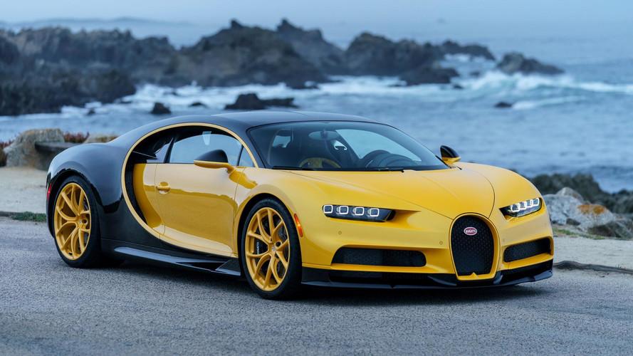 Bugatti Chiron tem primeira unidade entregue nos Estados Unidos