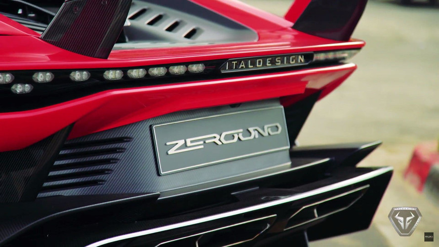 Italdesign Zerouno roadster : vraiment pas donnée