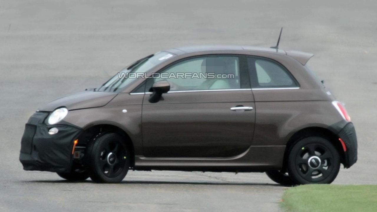 Fiat 500 EV - 24.10.2011