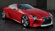 New version of Lexus LF-LC heading to Australian International Motor Show