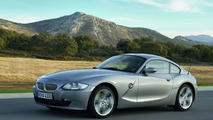 New BMW Z4 Coupe