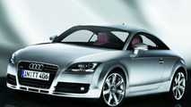 New Audi TT Coupe