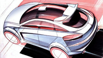 Mitsubishi Concept-Sportback to be Unveiled at Frankfurt
