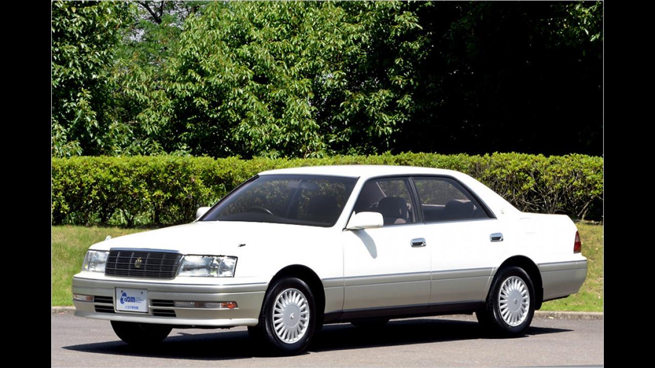 10. Generation: S150 von 1995 bis 1999