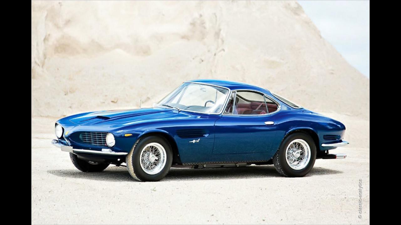Platz 4: Ferrari 250 GT SWB Berlinetta Speciale, Baujahr 1962