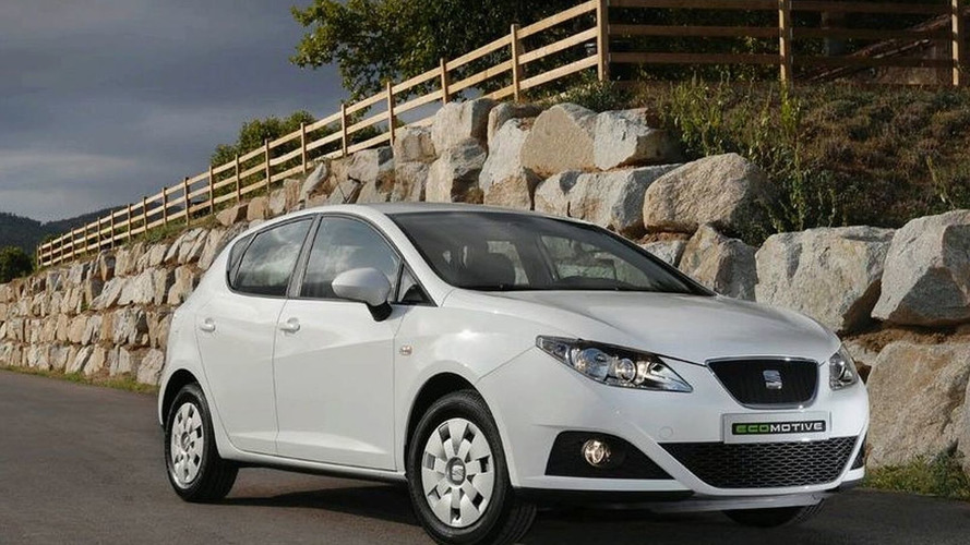 SEAT Ibiza ecoMOTIVE Details Released in Paris