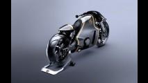 Primeira moto da Lotus terá apenas 100 unidades produzidas