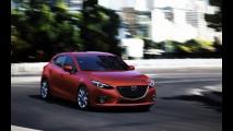 Bonito e moderno, Mazda3 2014 é revelado por completo