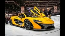 CARPLACE em Genebra: Fotos exclusivas da McLaren P1