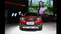 Tipo EcoSport: Great Wall lança o utilitário compacto Haval H1