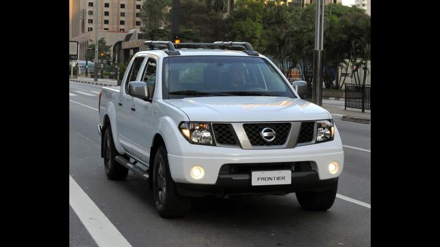Nissan Frontier ganhará série especial para comemorar 10 anos de produção no Brasil