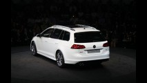 Salão SP: VW Golf Variant R-Line vem testar receptividade do público