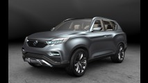 LIV-1 Concept antecipa novo SUV de sete lugares da SsangYong