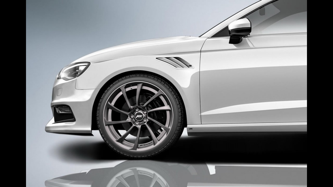 Audi A3 Sportback ABT 2013: Preparação em alto nível