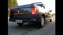 Peugeot lança a pick-up Hoggar na Argentina - Preço inicial equivale a R$ 27 mil