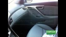 Conhecemos ao vivo: Detalhes do acabamento interno do Novo Hyundai Elantra
