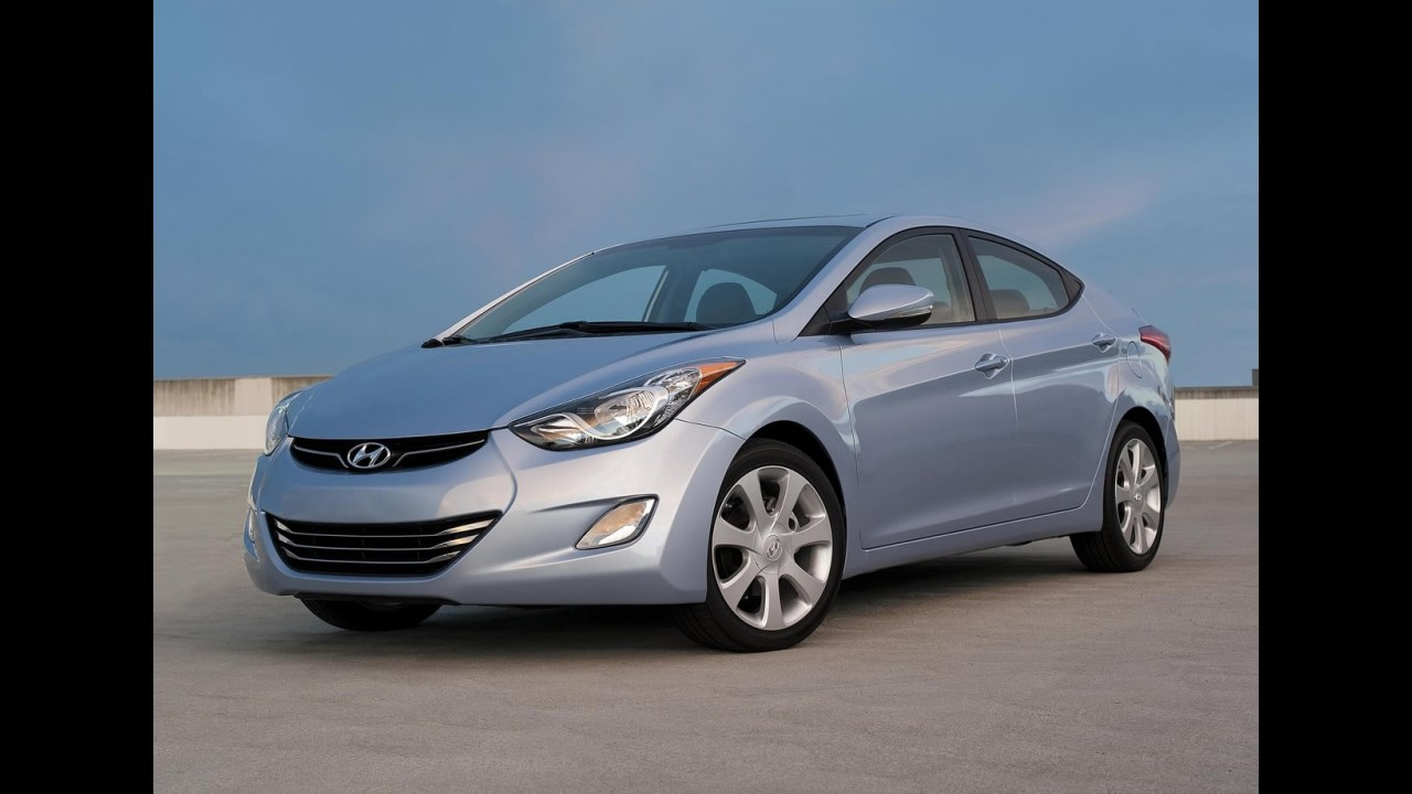Galeria de Fotos: Novo Hyundai Elantra 2012