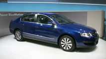 New Passat BlueMotion World premiere