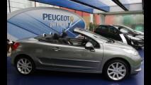 Peugeot 207 CC Roland Garros agli Internazionali d'Italia