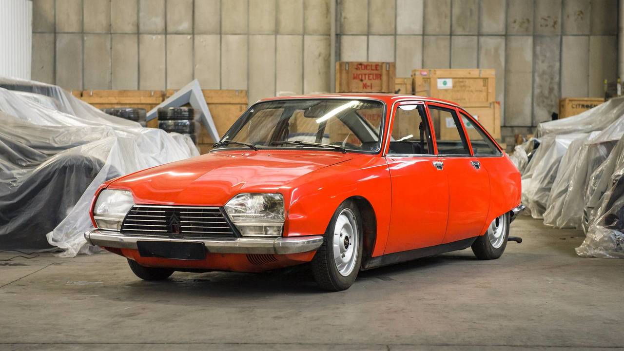 1977 Citroën GSpecial Phase 2