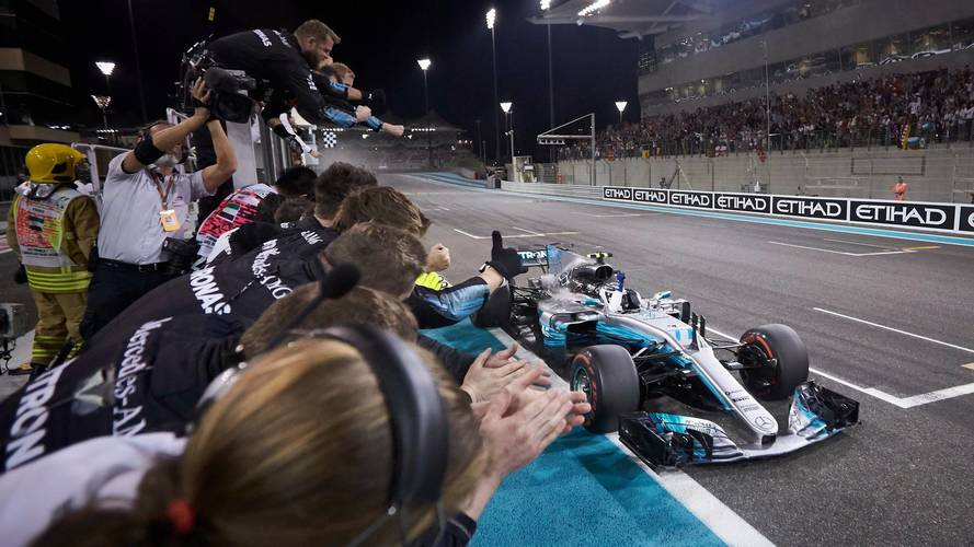 The Takeaway Thoughts From F1 2017's Finale