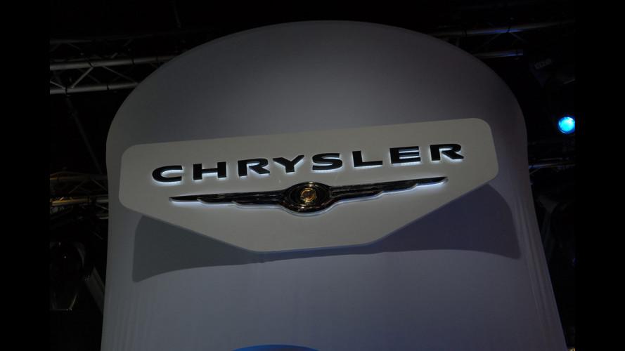 Chrysler al Salone di Francoforte 2009