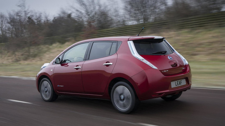 Nissan details 2013 Euro-spec Leaf electric vehicle