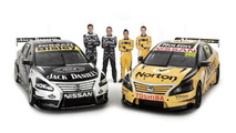 Nissan unveils four-car Altima V8 Supercars lineup [videos]