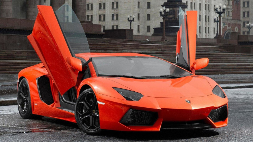 Lamborghini Aventador LP720-4 set for Geneva debut - report
