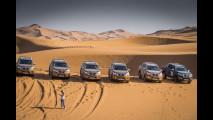 Nissan Navara, la prova nel deserto 019