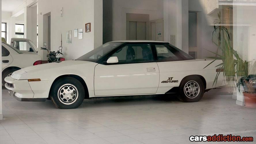 Un concessionnaire Subaru abandonné à Malte depuis des décennies