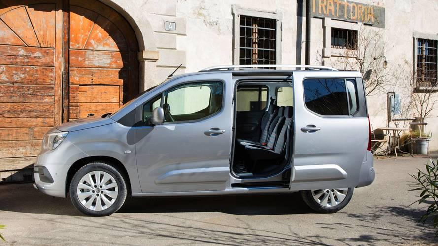 Opel Combo Life, ora si può comprare