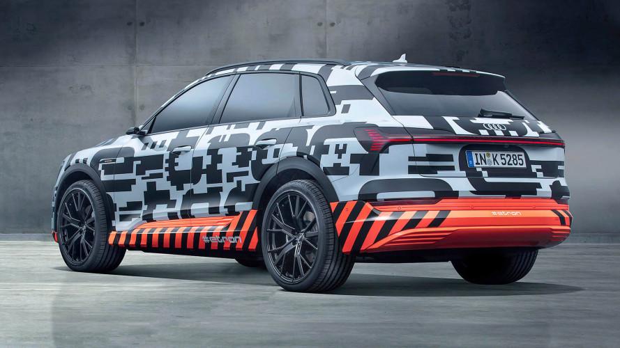 Audi e-tron prototype: el primer vehículo 100% eléctrico de la marca