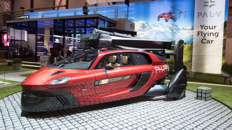 Pal V Flying Car For Sale