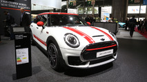 2017 Mini Clubman John Cooper Works Paris Motor Show