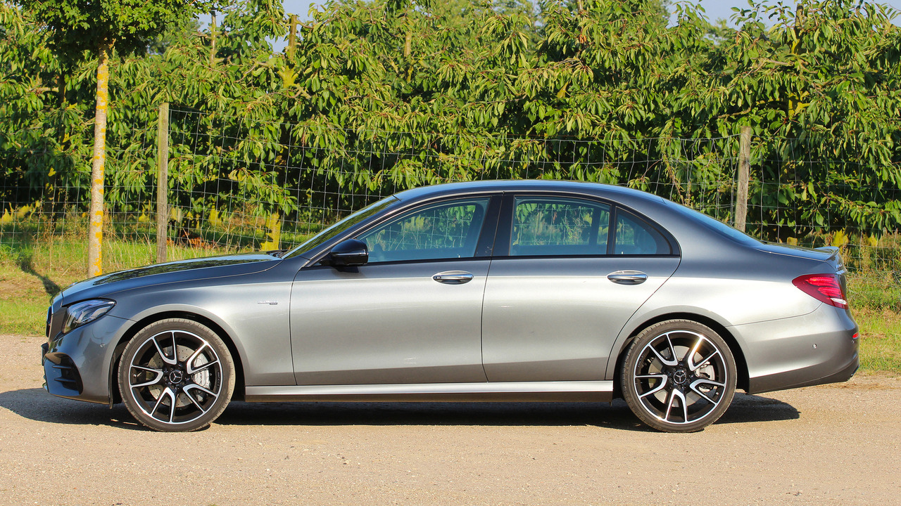 2017 Mercedes Amg E43 Review