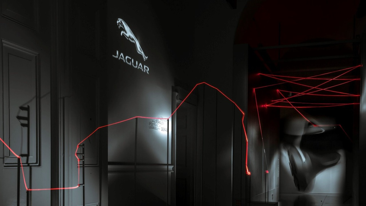 Jaguar at London Design Biennale