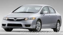 Será? Vendedor da Honda diz que Novo Civic 2009 terá motor 2.0 Flex de 160 cv