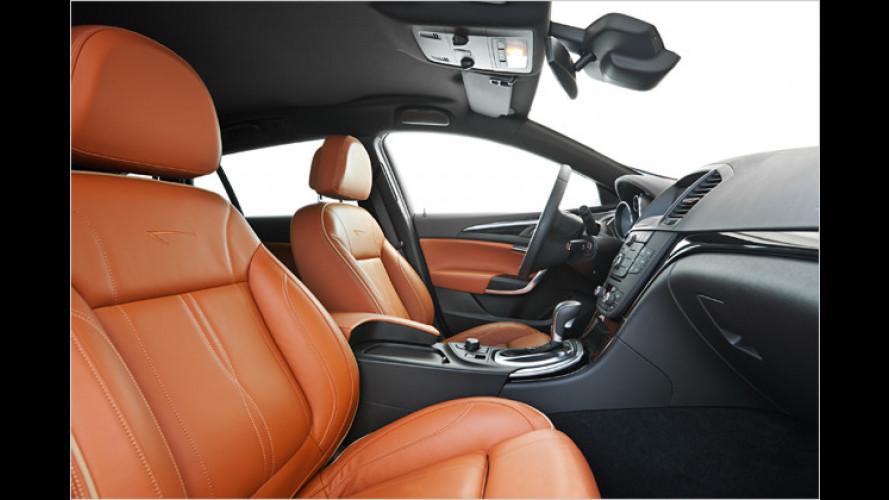 Opel Insignia 2011: Sparsamer und neues Edel-Paket