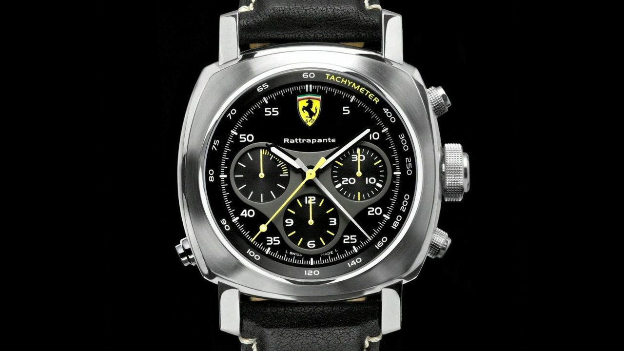 Ferrari Engineered by Officine Panerai Watch