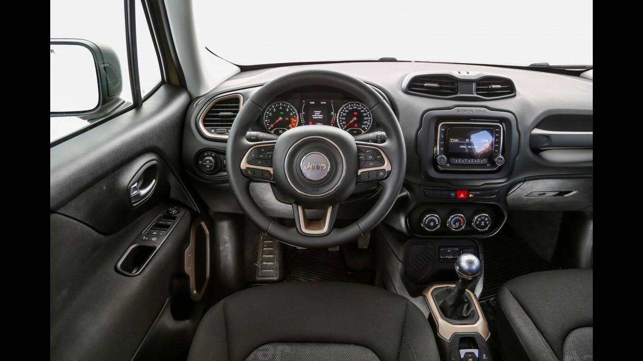 """Jeep Renegade é lançado na Argentina com motor 1.8 e preço """"inesperado"""""""