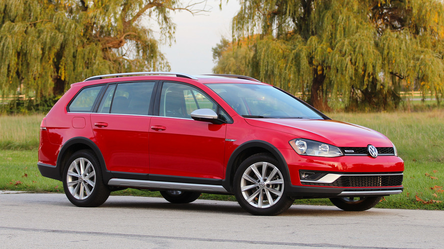2017 Volkswagen Golf Alltrack: Long-Term Logbook
