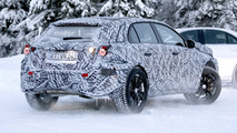 2019 Mercedes GLA spy photo