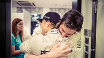 Rosberg told Wolff he is leaving by phone