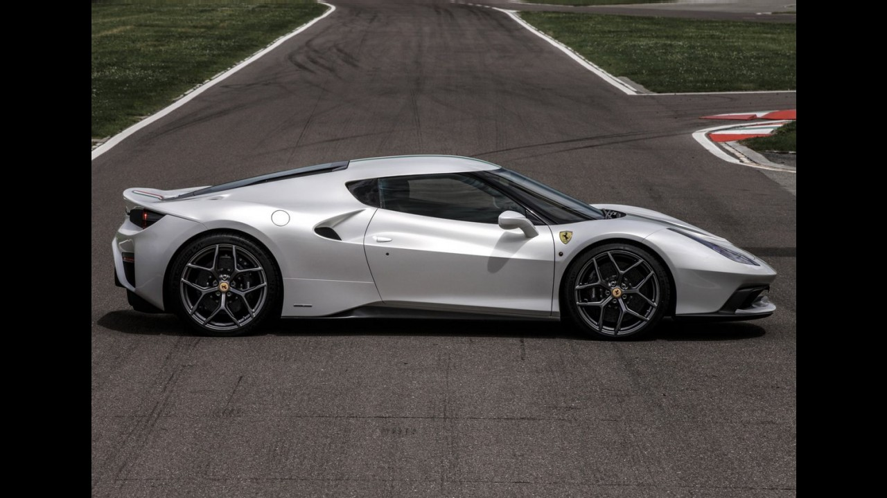 Ferrari 458 MM Speciale: visual exclusivo sob encomenda para um único dono